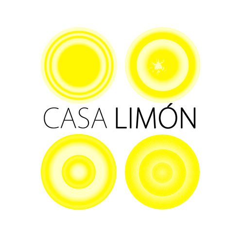 Logotipo Hostal Casa Limón