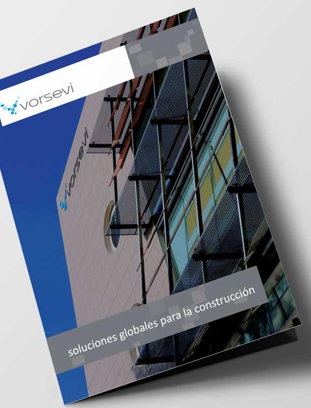 Catálogo Corporativo empresa Vorsevi