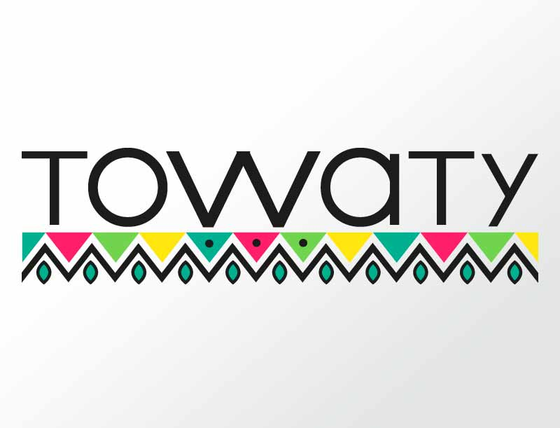 DIseño logotipo Towaty
