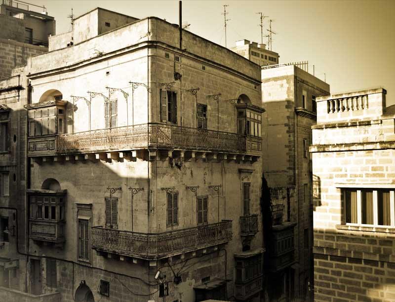 Fotografía La Valeta (Malta)